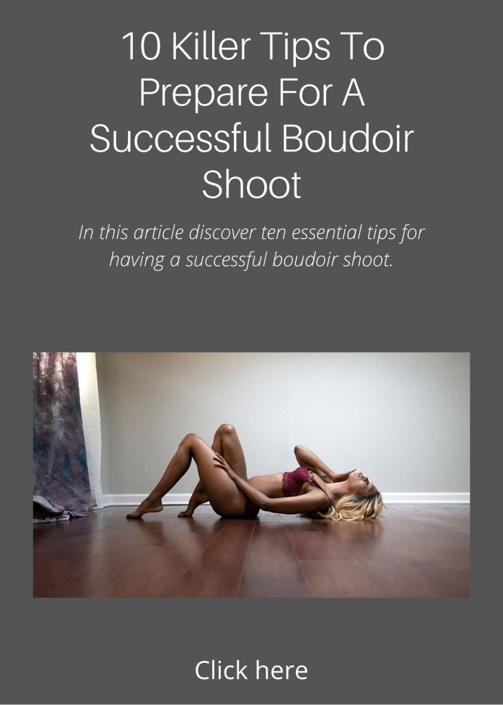 Article cover of boudoir image