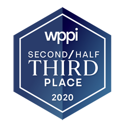 wppi third place award 2020
