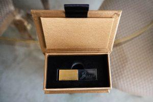 USB crystal thumb drive